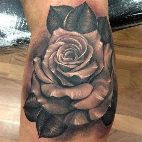 black n grey rose tattoos most stunning tattoos