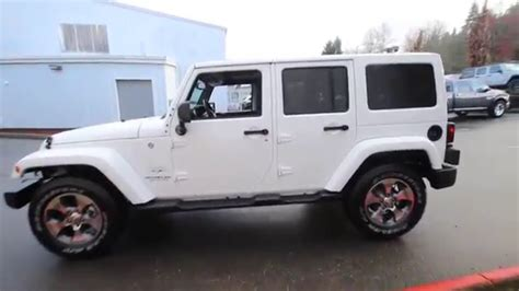 jeep rubicon all white jeep wrangler unlimited white pixshark com