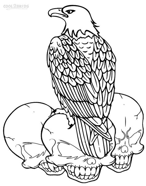 bald eagle coloring pages free printable bald eagle coloring pages for kids cool2bkids
