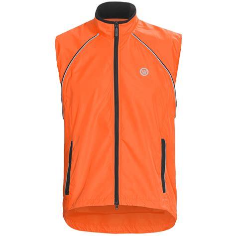 convertible cycling jacket mens canari eclipse 2 convertible cycling jacket for men