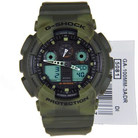 Casio Original G Shock Ga 100mm 8agshock Ga 100mm 8aga100mm 8a casio g shock ga 100mm 3a ga 100mm marble camouflage