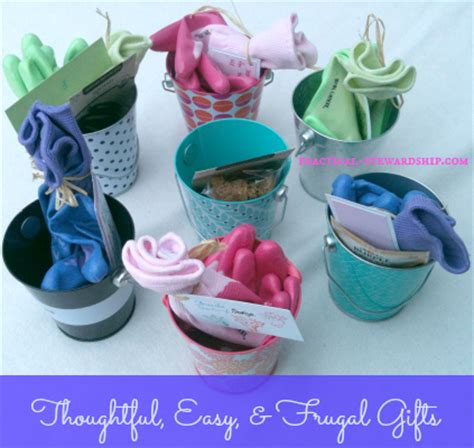 thrifty thoughtful gift ideas thoughtful easy frugal gifts great for s day and appreciation week practical