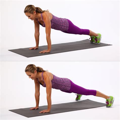 plank excercises plank exercises exercises to tone abs popsugar fitness