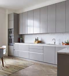 Light Gray Cabinets by 25 Best Ideas About Light Grey Kitchens On
