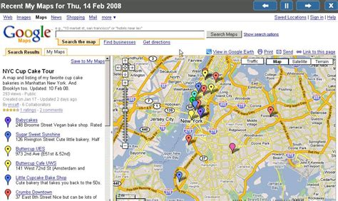 make your own map your own maps with mymaps