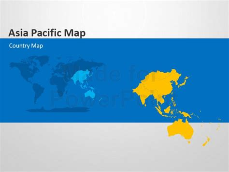 ppt templates free download geography asia pacific map editable powerpoint template editable