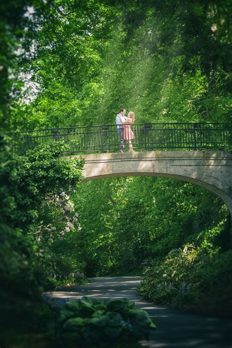 Longwood Gardens Pa by Chester County Pennsylvania Delaware Engagement