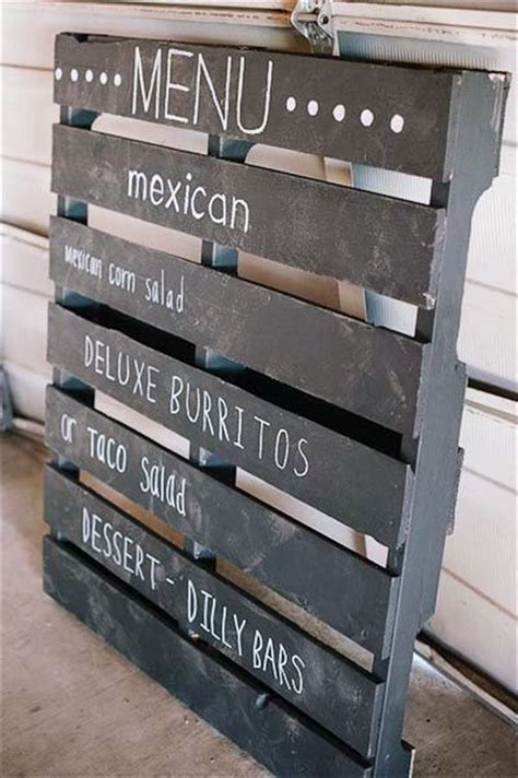 diy decorations using pallets cool diy decoration from palette for your wedding interior design ideas avso org