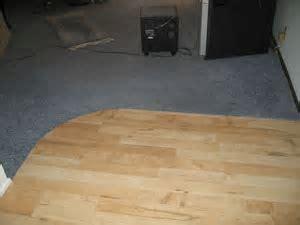 CARPET TO TILE TRANSITION · Creative Carpet Repair