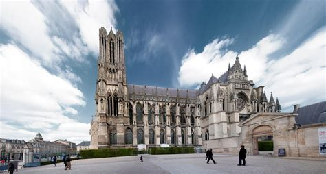 Interior Design Categories by Reims Cathedral Church In France Thousand Wonders