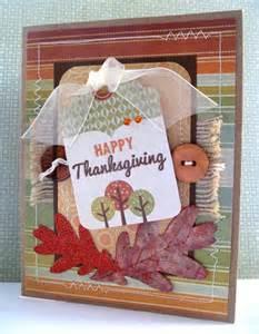 handmade thanksgiving card mailbox memories