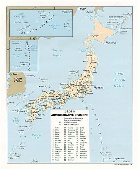 map japan mapa japon pdf