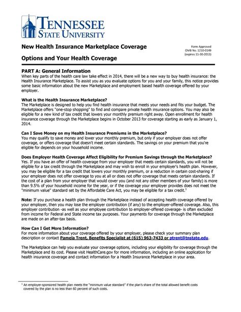 Health Insurance Marketplace Letter To Employees 9 Best Images Of Health Insurance Open Enrollment Notice Employee Benefits Open Enrollment