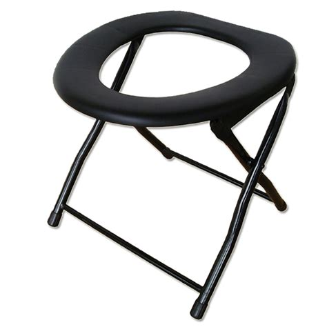 Folding Commode Chair by Folding Portable Commode Toilet Chair Buy Folding Chair