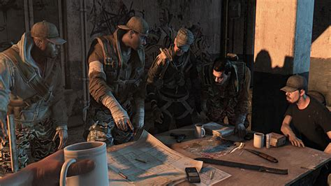 Dying Light Character Creation by Dying Light Pc Patch Blocks Fan Mods Updated Gamespot
