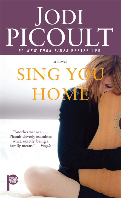 sing you home book by jodi picoult official publisher