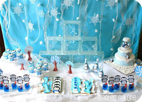 winter birthday decorations winter birthday ideas new ideas