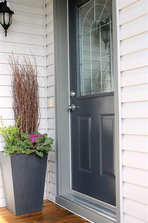 benjamin moore front door colors front porch reveal new door color
