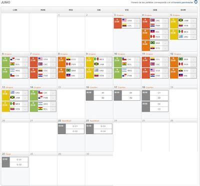 Calendario Copa America 2016 Calendario Y Grupos De La Copa Am 233 Rica Centenario 2016