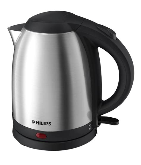 Philips Kettle 1 5lt Hd9306 buy philips hd9306 06 1 5 1800 stainless steel electric