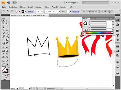 illustrator tutorial zeichenstift illustrator zeichenstift werkzeug illustrator grundlagen