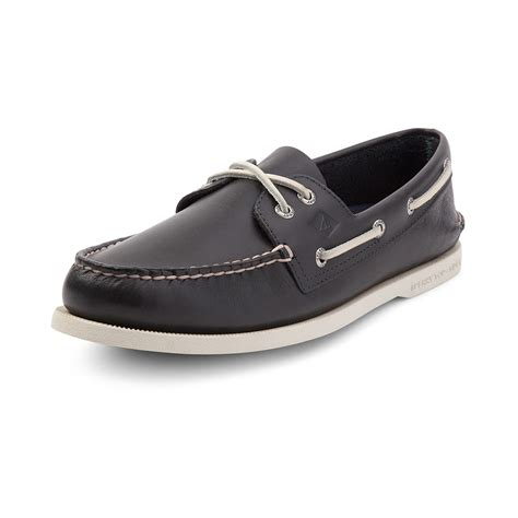 Sperry Top Sider Authentic Original New Navy mens sperry top sider authentic original boat shoe blue