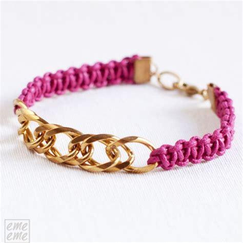 quitar nudos de cadenas de oro las 25 mejores ideas sobre pulseras de cadena en pinterest