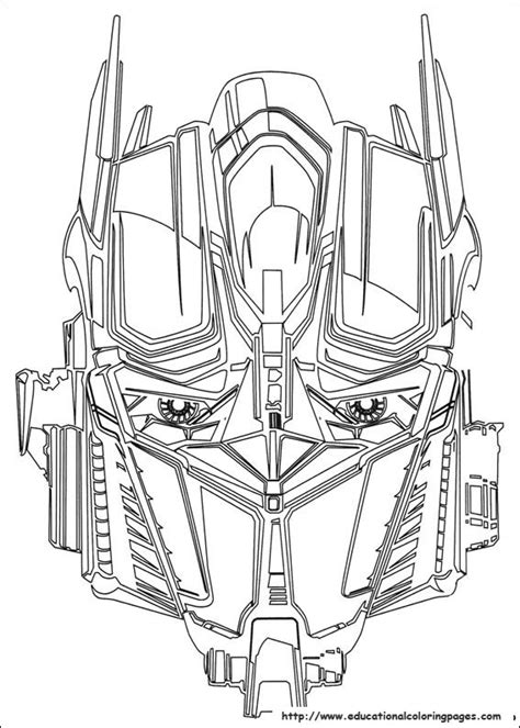 transformers coloring pages games educational fun kids transformers coloring pages and
