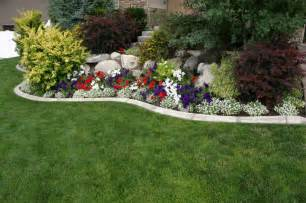 landscaping flower bed ideas backyard scaping florida landscaping plants and shrubs