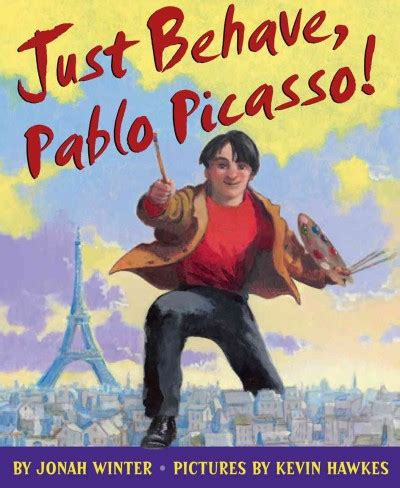 biography picasso book 21 picture books about art