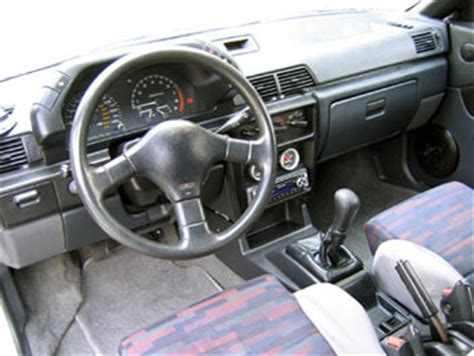 mitsubishi colt turbo interior 1989 mitsubishi mirage turbo home