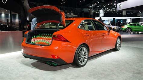 lexus sriracha okay the sriracha lexus is actually pretty cool