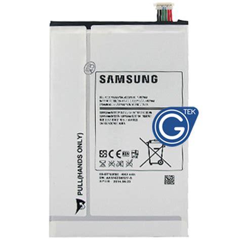 Batrey Bateray Samsung Galaxy Tab S T805 Batrey Original genuine samsung galaxy tab s 8 4 sm t700 t701 t705 eb bt705fbe 4900mah battery t700 t701
