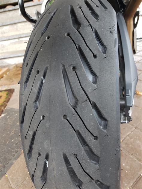 Motorrad Reifen Abfahrgrenze by Michelin Road 5 Seite 3 Reifen T5net Forum