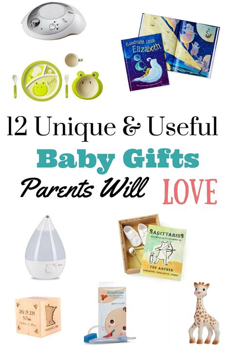 usefull gifts unique and useful baby gifts parents will
