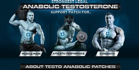 testo anabolic patch testo anabolic testosterone booster testo anabolic patch by nutracell