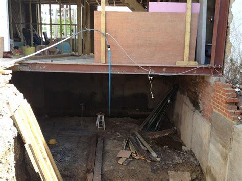 digging out a basement photos new basement ideas