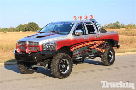 lifted truck gallery web exclusive 2008 dodge ram