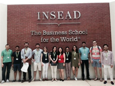 Experience An Mba Class At Insead by Taking The Road Less Traveled To The Mba The Insead Mba