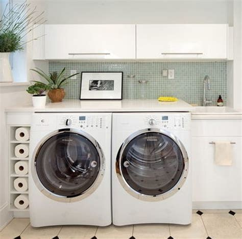 compact laundry design ideas 20 laundry room design with small space ideas