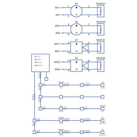 simplex horn strobe wiring diagram 34 wiring diagram