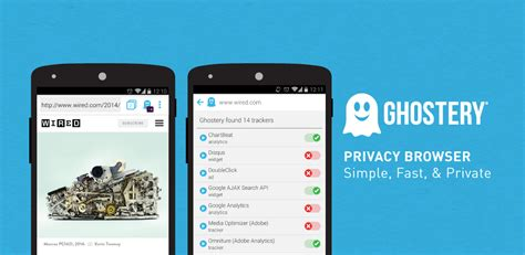ghostery android ghostery privacy browser load the