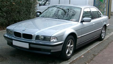 Bmw Seri 7 Thn 1994 2001 730il Silver Series Car Cover Argento bmw e38 wolna encyklopedia