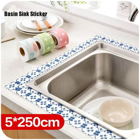 Kitchen Sink Adhesive Basin Homes Promotion Shop For Promotional Basin Homes On Aliexpress