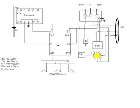 Wiring Electric Oven Diagram Camizu Org