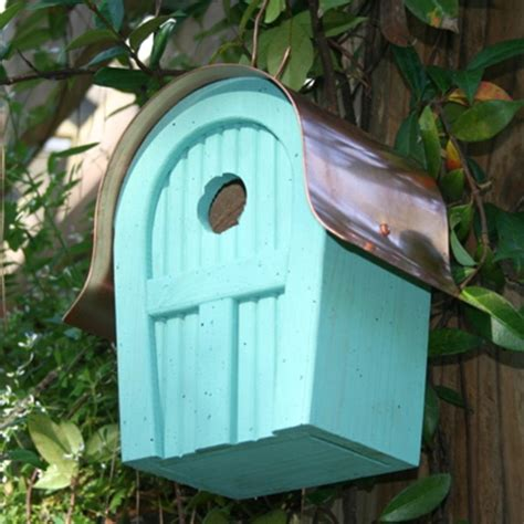 warbler station bird house