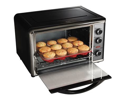 Hamilton Countertop Oven With Convection And Rotisserie by Hamilton 31104 Countertop Oven With Convection And