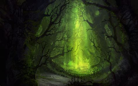 forest glade forest glade by nele diel on deviantart