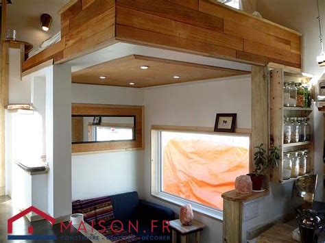 micro homes interior tiny house nouvelle mode