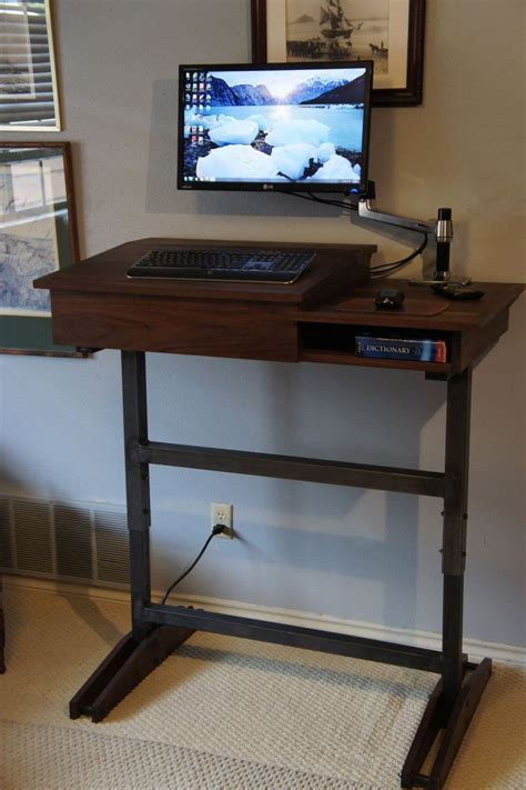 14 best standup desks images on pinterest office desks